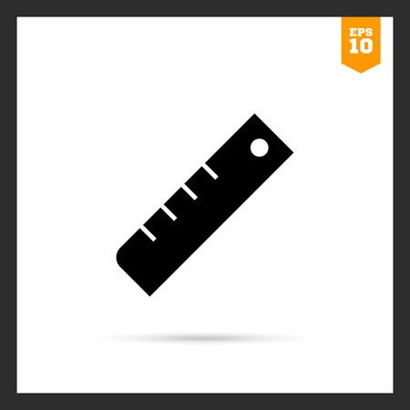 draftsman: Ruler icon