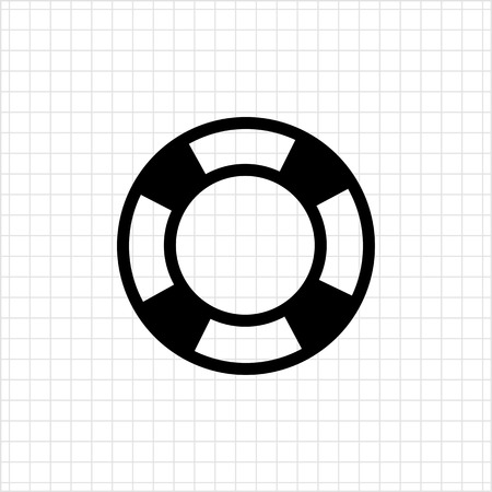 shipwreck: Lifebuoy icon