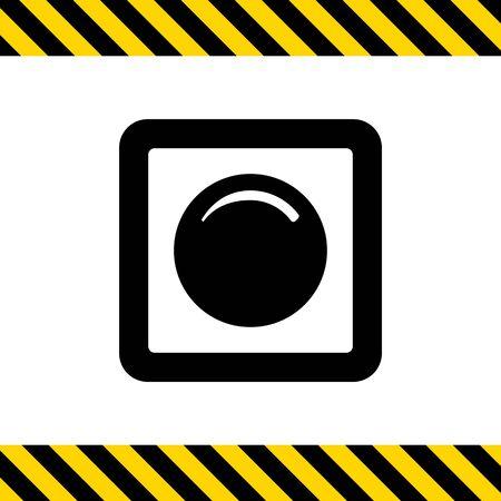 dimmer: Dimmer icon Illustration