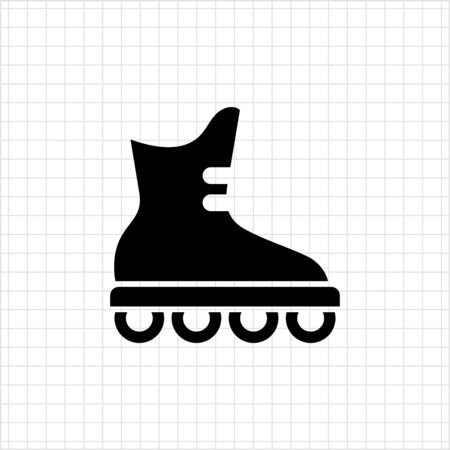 roller blade: Roller blade icon
