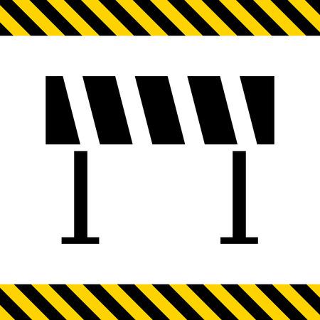 道路障壁アイコン