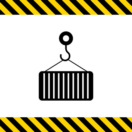 suspended: Icon of suspended load