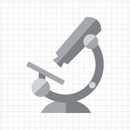 lab tech: Microscope icon