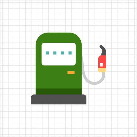 petrol station: Petrol station icon