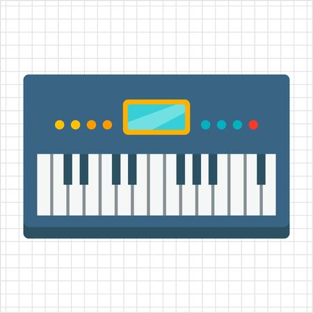 synthesizer: Synthesizer icon