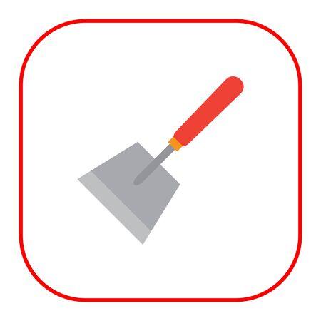 hoe: Hoe icon Illustration