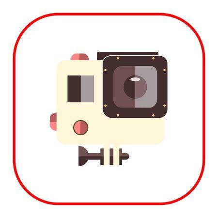 Icon of traffic speed camera