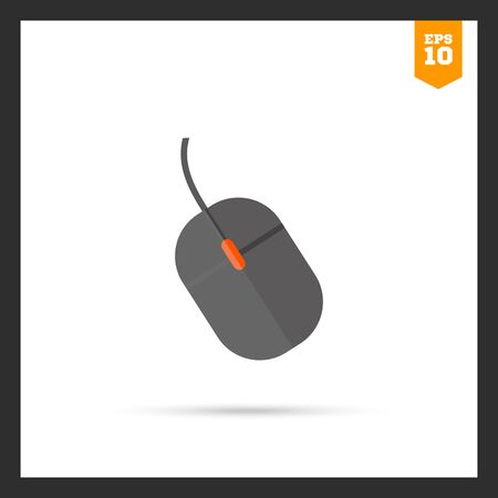 scroll wheel: Computer mouse icon