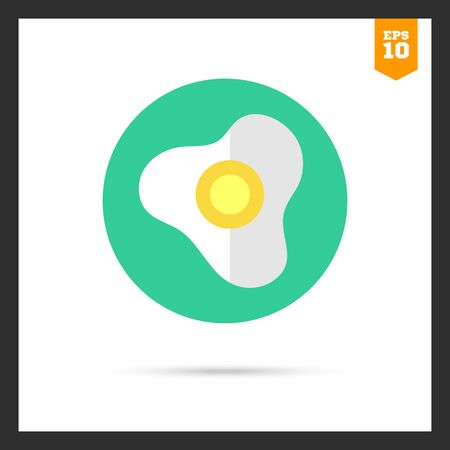 fried egg: Fried egg icon