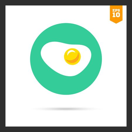 fried: Fried egg icon