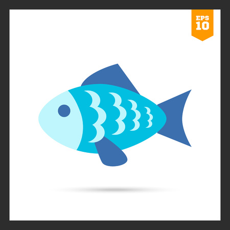 gills: Icon of fish