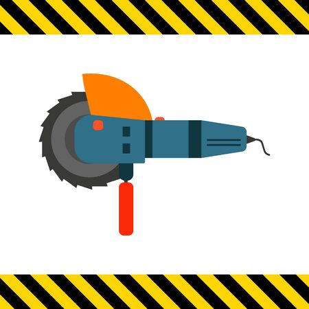 angle grinder: Angle grinder icon