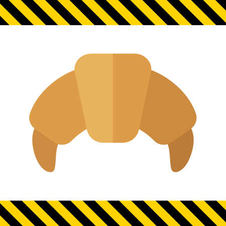 buttery: Croissant icon