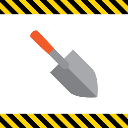 horticultural: Spade icon