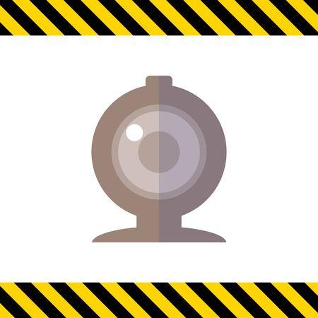 web camera: Web camera icon