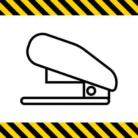 grapadora: Icono de la grapadora
