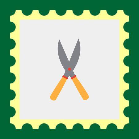pruner: Garden pruner icon