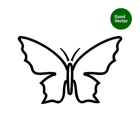 feeler: Butterfly icon