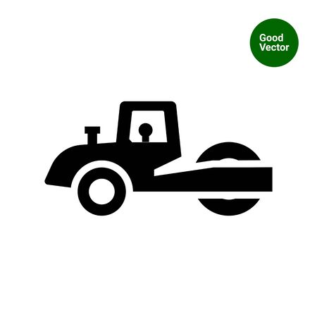 pavement: Road roller icon