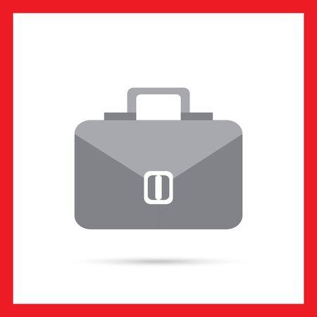 brief: Brief case icon