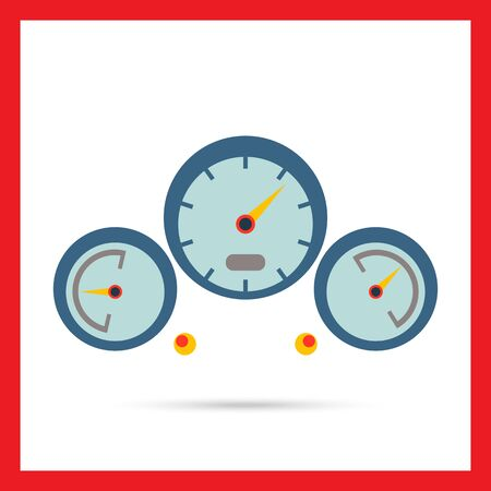 kilometer: Dashboard icon