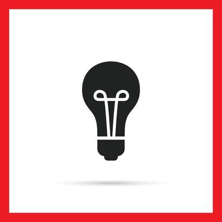 filament: Lightbulb icon