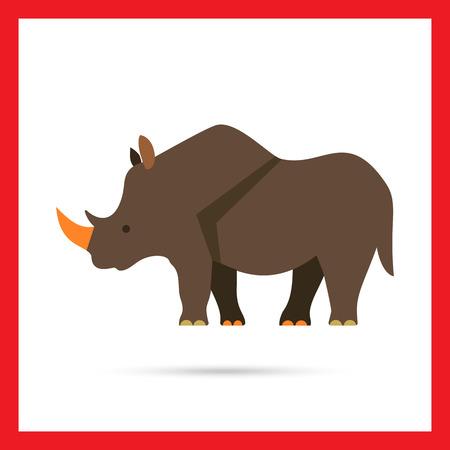 rhinoceros: Rhinoceros icon