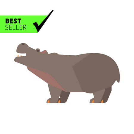 hippopotamus: Hippopotamus icon