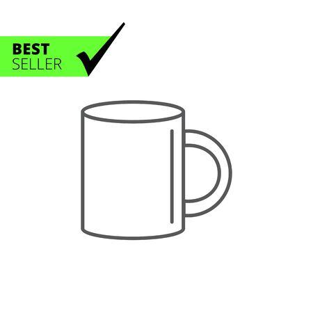 big break: Mug icon