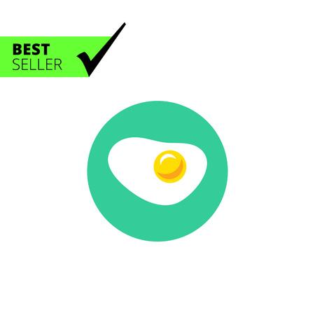fried: Fried egg icon