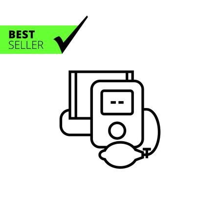 tonometer: Tonometer icon