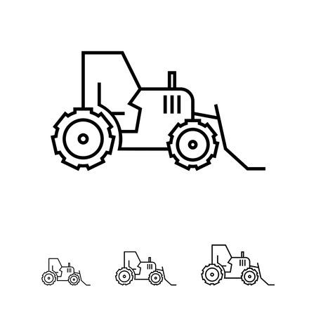 bulldozer: Bulldozer icon