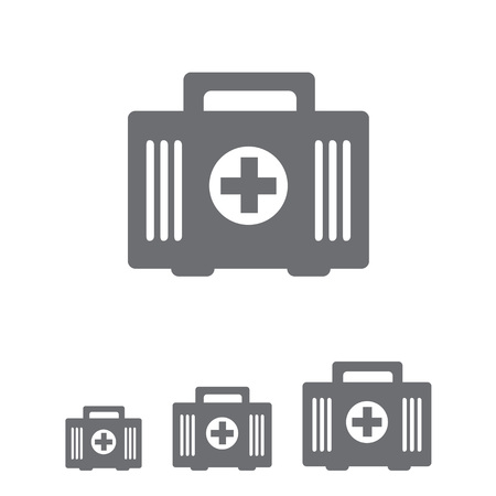 botiquin de primeros auxilios: Icono Botiqu�n de primeros auxilios