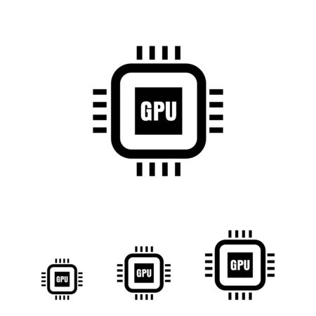 general: Icon of general processing unit