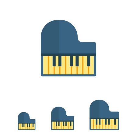 octave: Grand piano icon