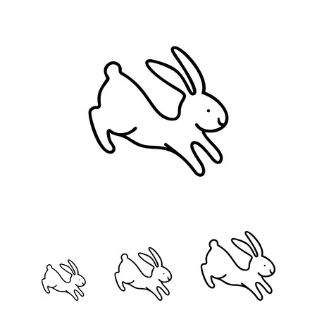 timid: Hare icon