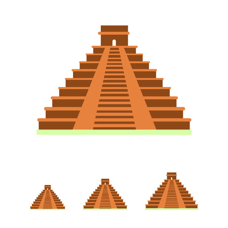 maya: Maya pyramid icon