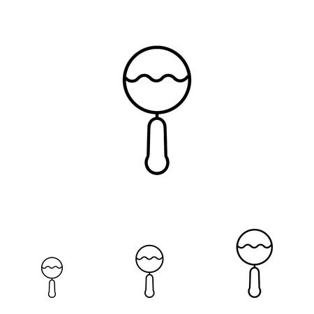sonaja: Icono Rattle