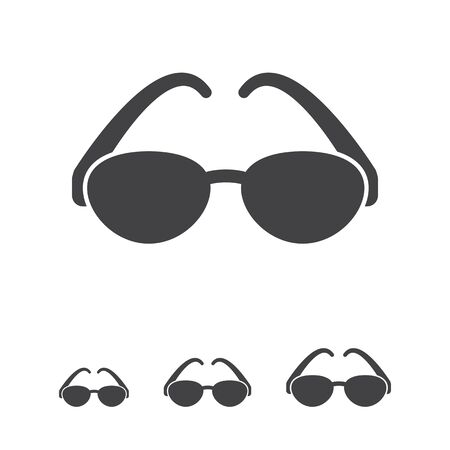 sun glasses: Sun glasses icon