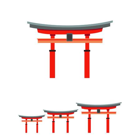 Icon of Japanese torii gate