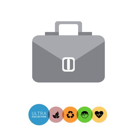 case: Brief case icon