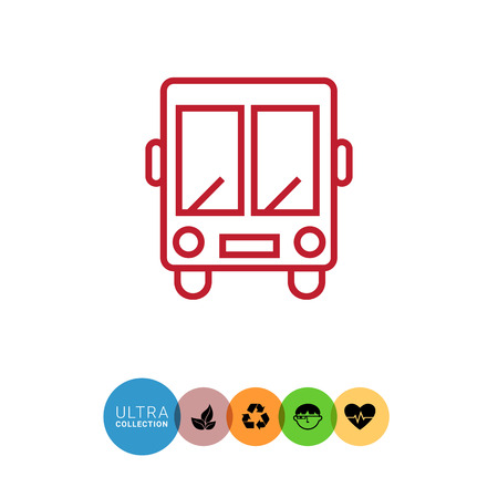 shuttle: Shuttle bus icon