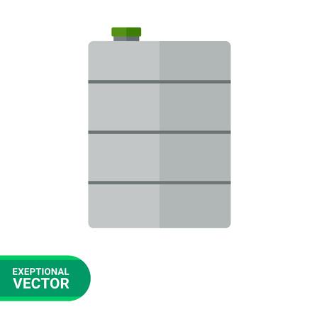 dangerous construction: Barrel icon
