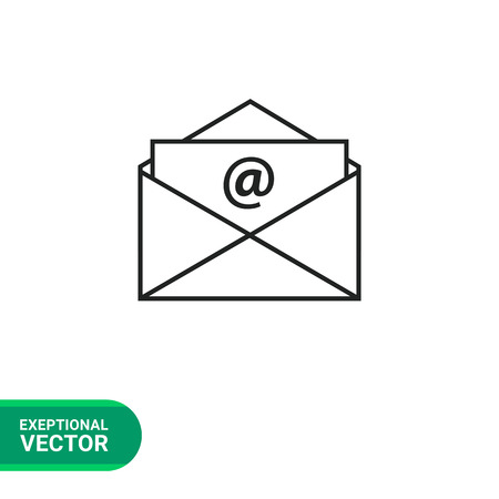 email icon: E-mail message icon
