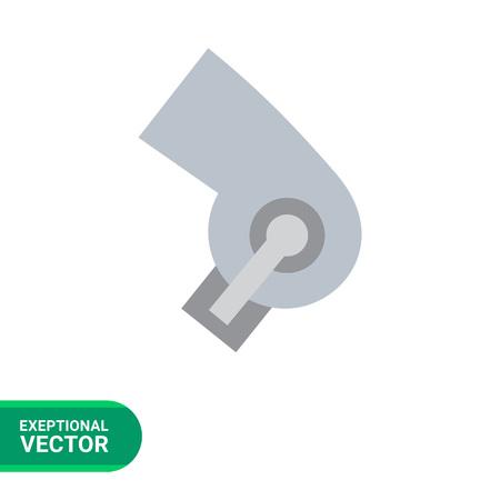 hair dryer: Hair dryer icon Illustration