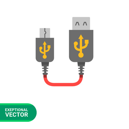 Icon of USB to mini USB extender