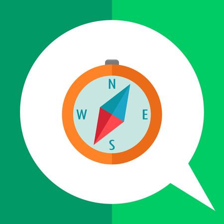 navigating: Compass icon
