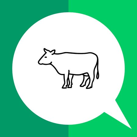 udders: Cow icon