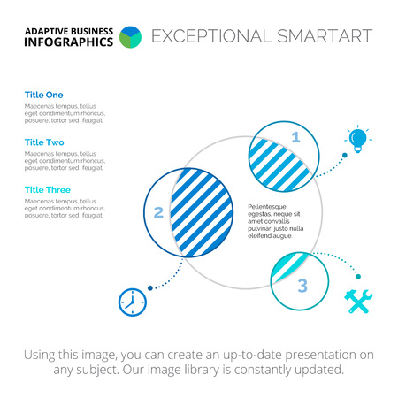 Venn Diagram Element Of Presentation Chart Graph Creative