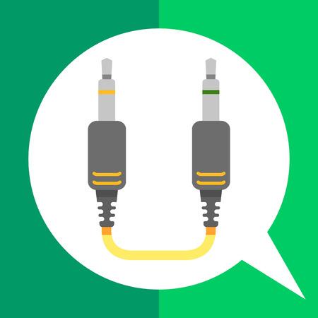 connector: Jack connector icon